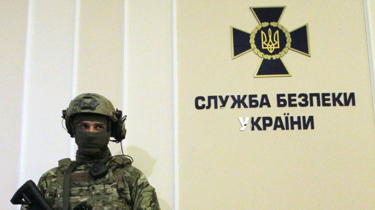 The SBU arrested an activist who facilitated the occupation of Crimea