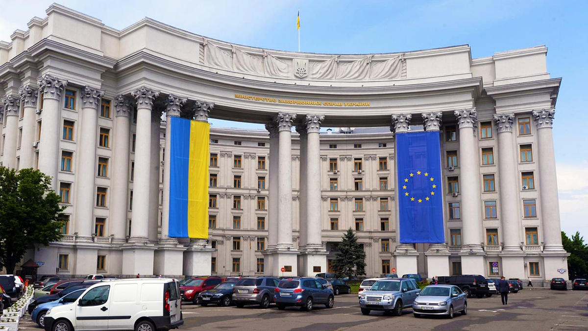 Ukrainian Foreign Ministry urges BBC not to call Sevastopol and Simferopol