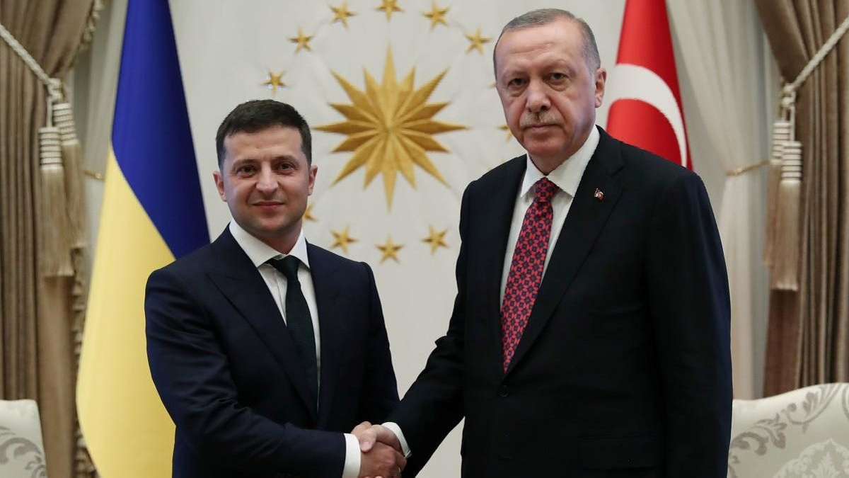 Turkey supports Ukraine and does not recognize the occupation of Crimea