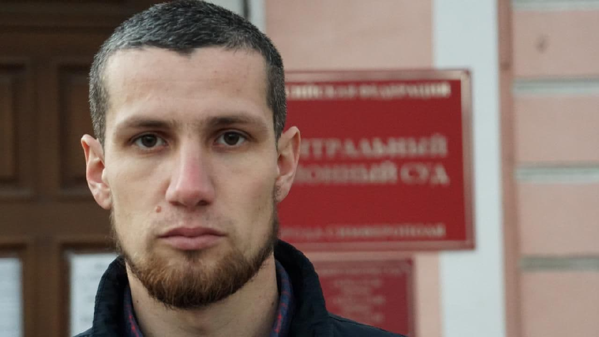 The case against citizen journalist Ziyadinov was closed in occupied Crimea