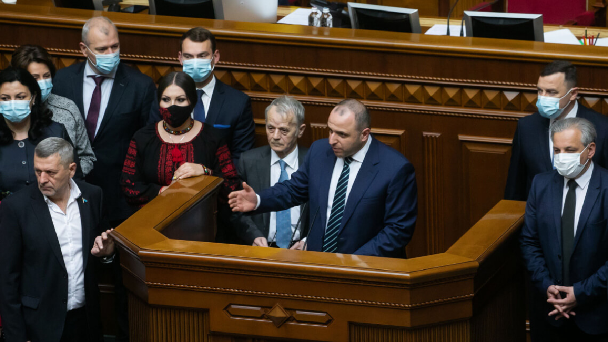 The Parliament registered the first part of the bills on the package
